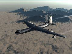 """warisstupid:Convair B-36 """"Peacemaker"""""""