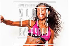 Everyday is #WomensDay #Happy #InternationalWomensDay #WomenRock #LorrieLean #greatday #fitness #inspiration #motivation #positivity #smile #fitnessuniverse #treatyourself to something special #strong