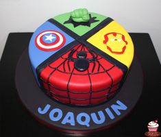 8 Beautiful Home Decor Wall hanging Ideas ! Avengers Birthday Cakes, Twin Birthday Cakes, Hulk Birthday, Funny Birthday Cakes, Superhero Birthday Party, 4th Birthday, Birthday Parties, Pastel Avengers, Bolo Lego