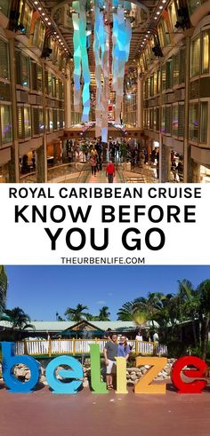 Things to know before you cruise with royal caribbean. Dress code, food, dining, drinks, bars, ports, entertainment, fun, rooms, free things, excursions, and more Cruise Tips Royal Caribbean, Royal Cruise, Royal Caribbean Ships, Packing Tips For Vacation, Vacation Trips, Vacation Travel, Cruise Trips, Travel Essentials, Travel Hacks