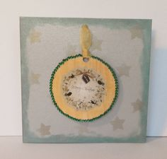Christmas card and Christmas tag or tree by MyHighStreetBoutique