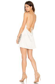 Motel Char Dress in Bone | REVOLVE
