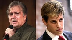 Steve Bannon Half-Heartedly Disowns Milo Yiannopoulos - Vanity Fair #757Live