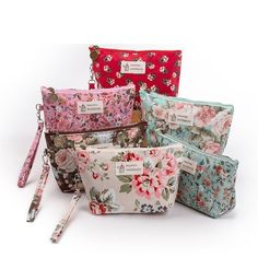 Cheap women makeup bag, Buy Quality cosmetic bag directly from China cosmetic bags women Suppliers: Miyahouse New Vintage Floral Printed Cosmetic Bag Women Makeup Bags Female Zipper Cosmetics Bag Portable Travel Make Up Pouch Cosmetics Online Shopping, Skin Care Tools, Cosmetic Pouch, Printed Bags, Toiletry Bag, Vintage Leather, Handmade Leather, Vintage Floral, Fashion Bags