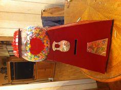 David's valentines day box.