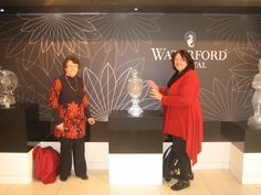 Waterford Crystal: regret not doing our retail therapy here. Waterford Crystal, Retail Therapy, United Kingdom, Ireland, The Unit, Crystals, Places, Home Decor, Decoration Home