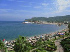 Antalya, Antalya, Turkey - Love the Turkish coast, my 2nd home.