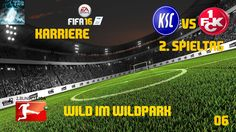 "Let's Play FIFA 16 Trainer Karriere #006 ""KSC vs FCK"" [XBox360 Gameplay,..."