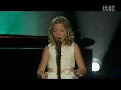 """Jackie Evancho: """"Imaginer (Fantasy)"""" French song with Conrad Tao playing the piano. June 8, 2011. From her PBS special, """"Dream With Me."""" It's been awhile since I've heard the French language spoken, but it seems to me that she pronounces the words perfectly, especially when it comes to the """"gutteral"""" r's."""