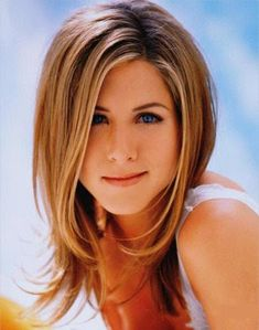 Jennifer Aniston Medium Layered Hairstyles