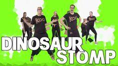 Koo Koo Kanga Roo - Dinosaur Stomp: Dance-A-Long Video - YouTube