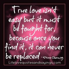 True Love Isn't Easy