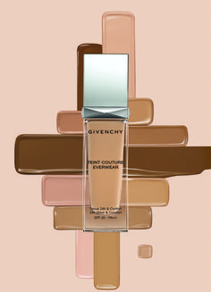 Givenchy apresenta a base ideal para todas as emoções Givenchy, Foundation, Lipstick, Make Up, Cosmetics, Luxury, Bag, Beauty, Products