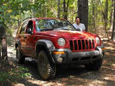 """Jeep Liberty Off Road   2002 Jeep Liberty """"The Crip Killer"""" - Pineville, NC owned by afsurfer ..."""