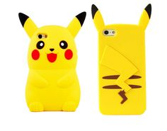 Cheap case for iphone, Buy Quality case for iphone 4s directly from China case for Suppliers: 2017 New Style Anime Cartoon 3D  Monsters Pokemon Pikachu Cute Silicone Back Cover Case For iPhone 4s 5 5s 6 6 7plus