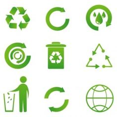 What Is Recycling? Learning About the Recycling Process Recycling Facts, Recycling Information, Recycling Process, Recycling Logo, Green Life, Go Green, Free Vector Art, Vector Graphics, Free Graphics