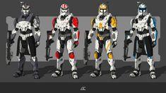 3d Star, Sci Fi Weapons, Fantasy Armor, Clone Trooper, Star Wars Clone Wars, Last Jedi, Mass Effect, Disney Movies, Starwars