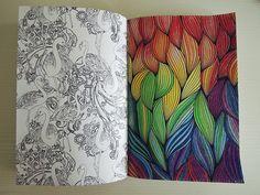 Uit Het enige echte kleurboek voor volwassenen