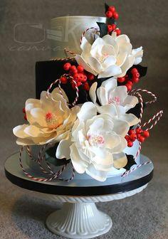 Weding cake ~