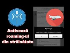 Activeaza Roaming-ul din strainatate simplu: Orange, Vodafone, Telekom sau Digi - Cum activezi roaming și date din strainatate pe Orange Vodafone si Telekom #videotutorial