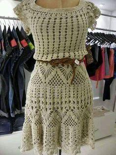 Fabulous Crochet a Little Black Crochet Dress Ideas. Georgeous Crochet a Little Black Crochet Dress Ideas. Crochet Bodycon Dresses, Black Crochet Dress, Crochet Skirts, Crochet Blouse, Crochet Clothes, Knit Dress, Knit Crochet, Clothing Patterns, Dress Patterns