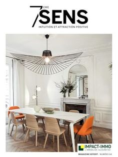 Title: SENS IMPACT IMMO Author: SENS Stéphane BRAC, Length: 36 pages, Published: Minimalist Decor, House, Home, Homes, Houses