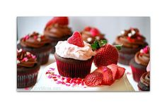 Dreamy Cream-Filled Cupcakes | Recipe | Cupcake, Filled Cupcakes and ...