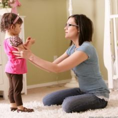 Strategies For Disciplining Toddlers