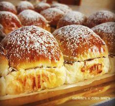 classic brioche without stuffed butter Cuban Recipes, Gourmet Recipes, Italian Recipes, Dessert Recipes, Gourmet Foods, Sugar Free Baking, Baking Secrets, Pan Dulce, Cinnamon Bread