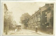 Southsea, Castle Road
