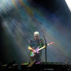 David Gilmour live