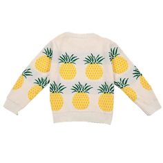 >> Click to Buy << 2016 Baby Boy Girl Clothes Pineapple Pattern Cotton Sweater Kawaii European Autumn Winter Sweaters Sweaters Kids Toddler Top #Affiliate