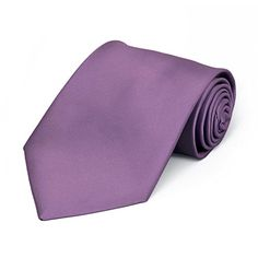 TieMart Boys Thistle Purple Darlene Paisley Necktie