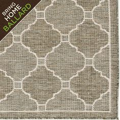 For The Screened In Porch Geneve Indoor Outdoor Rug