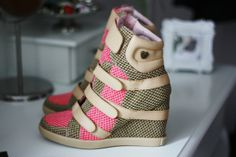 Sneaker Wedges?  Your thoughts??