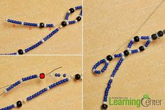 Add more seed beads to the beads pattern