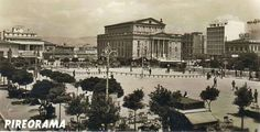 Πλατεια Κοραη Πειραια 1934