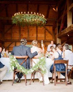 The Dinner - Jocelyn And Graham's Elegant Martha's Vineyard Wedding