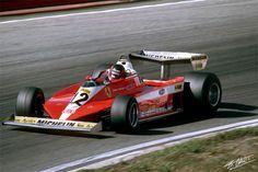 1978 GP Holandii (Gilles Villeneuve) Ferrari 312T3