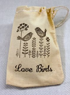 Wedding favors idea.  Fill with potpourri or bird seed?  $20 for 25