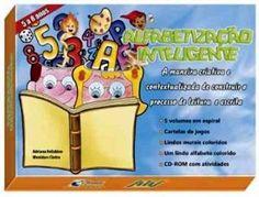 Coleção Alfabetização INTELIGENTE - ISBN 9788589305655 com as melhores condições você encontra na Livraria SóLivros www.solivros.com.br - Confira!