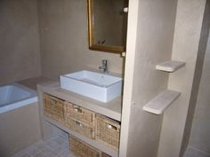 plan de vasque de salle de bain SIPOREX - Recherche Google