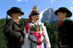 Val Gardena, costumi tipici e tradizione