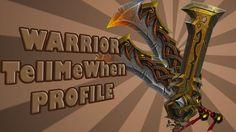 Fury and Arms Warrior TMW Rotation Profile - 7.0.3 - LEGION w/Download #worldofwarcraft #blizzard #Hearthstone #wow #Warcraft #BlizzardCS #gaming
