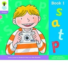 Level 1  Floppy's Phonics Sounds and Letters Books show all the sounds and graphemes from Phase 2 of Letters and Sounds in the context of Oxford Reading Tree scenes, packed with activities for practice and consolidation.