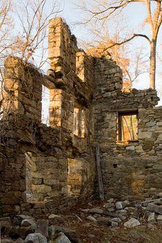 Alabama Heritage History in Ruins
