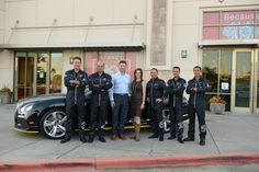 Meet the Breitling Team at Lewis Jewelers - Fashion Further Blog