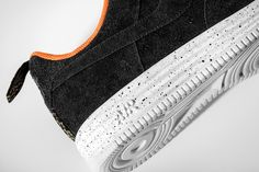 Nike x Undefeated Air Force Lunar 1 Low, Launching on oki-ni.com 14th November.