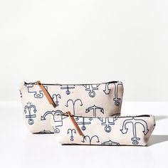 Anchors Marine Zip Bags - Winter Session