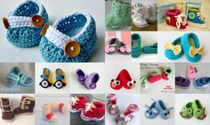 We have brought here these 40 free crochet baby booties patterns that are quick to whip up and come with super stunning designs that will warm every mom's